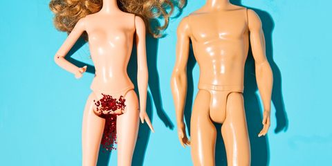 Clothing, Mannequin, Doll, Swimsuit bottom, Waist, Joint, Toy, Abdomen, Chest, Trunk,