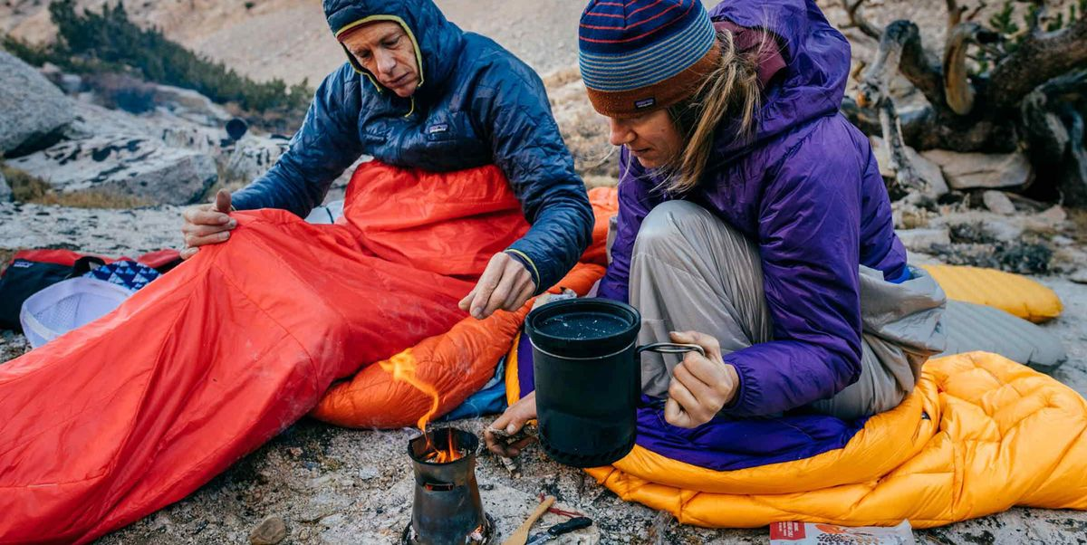 With Its New Untethered Kit, Patagonia Reveals Its First Camping Stove