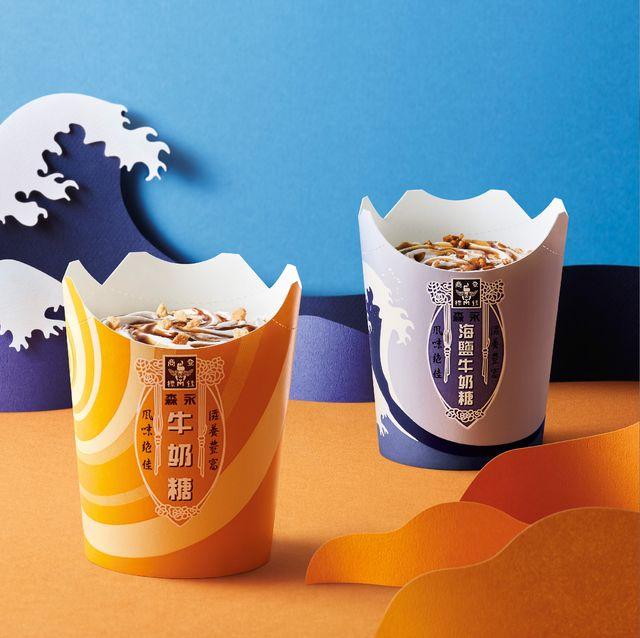 麥當勞牛奶糖冰炫風