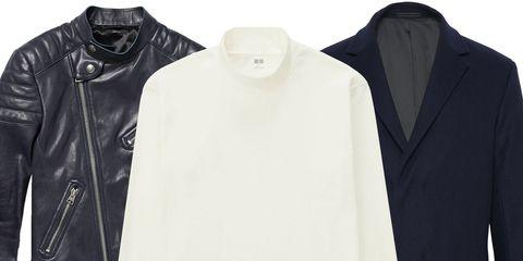 Clothing, White, Sleeve, Outerwear, Collar, Fashion, Jacket, Neck, Coat, Blazer,