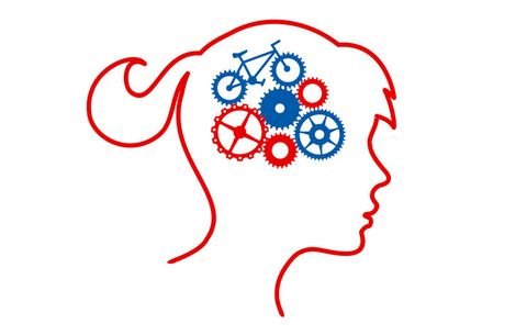 bicycle brain