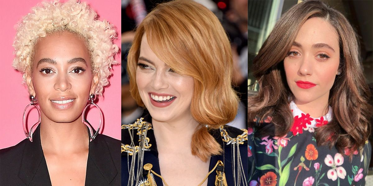 5 Fresh Hair Color Ideas for Summer