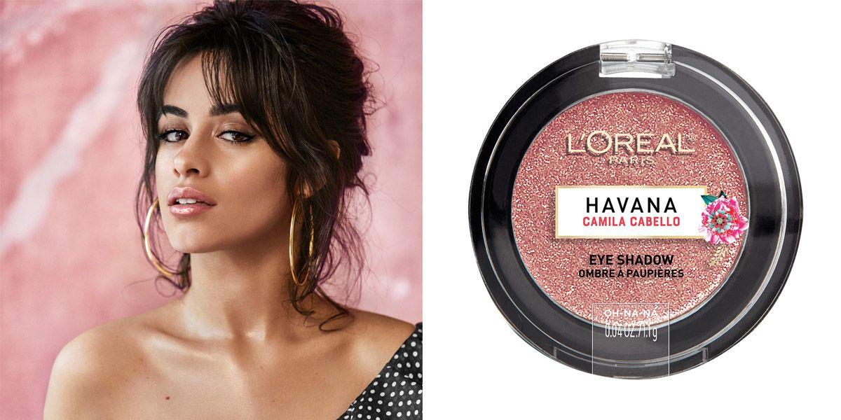 Exclusive: Camila Cabello Launches Makeup Collection with L'Oreal Paris - Camila Cabello Beauty Interview