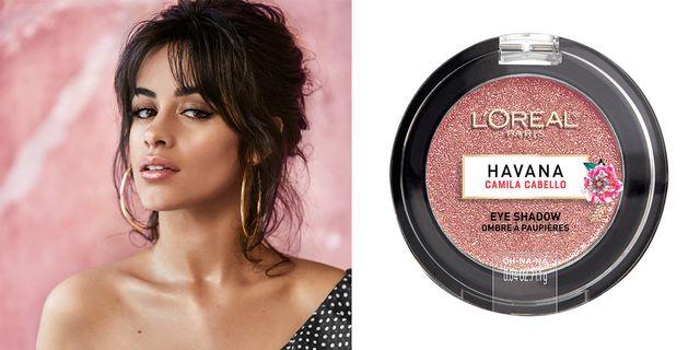 Exclusive  Camila Cabello Launches Makeup Collection with L Oreal Paris - Camila  Cabello Beauty Interview dc38bbeb0bcf