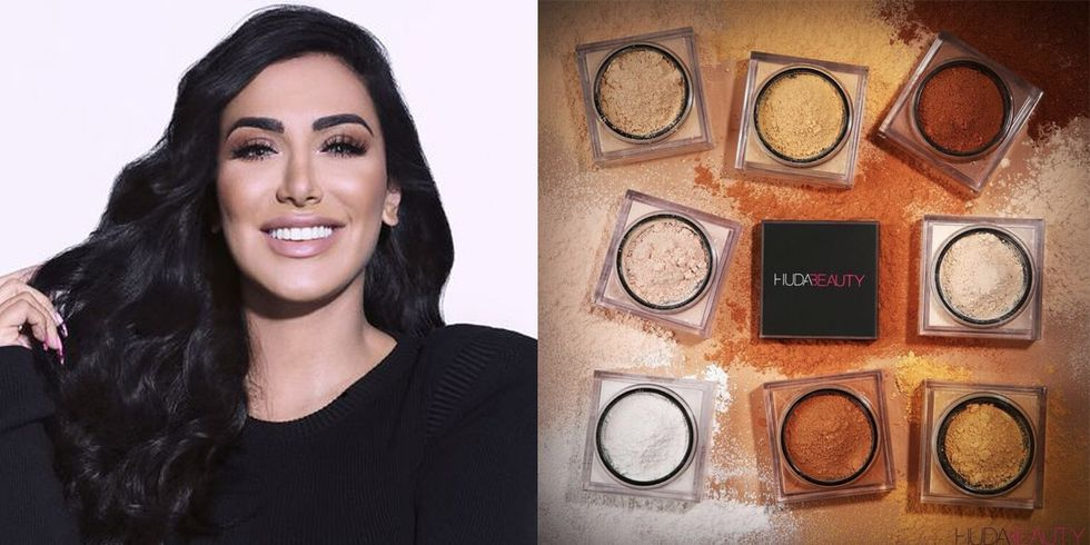 "Huda Kattan Understands ""Translucent"" Powder Isn"