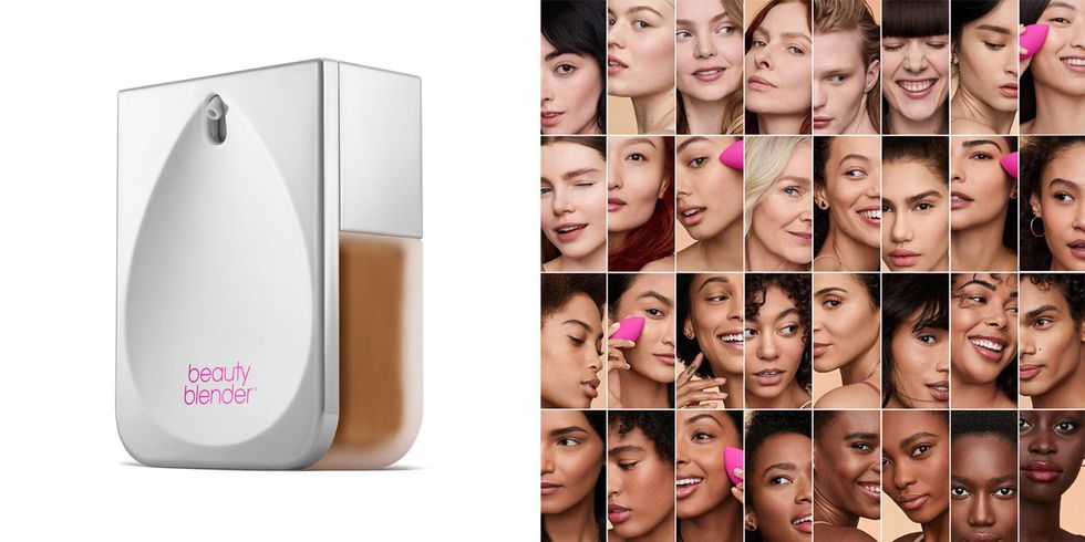 Beautyblender Launched 32 Shades of Foundation—and Instagram Is Not Happy