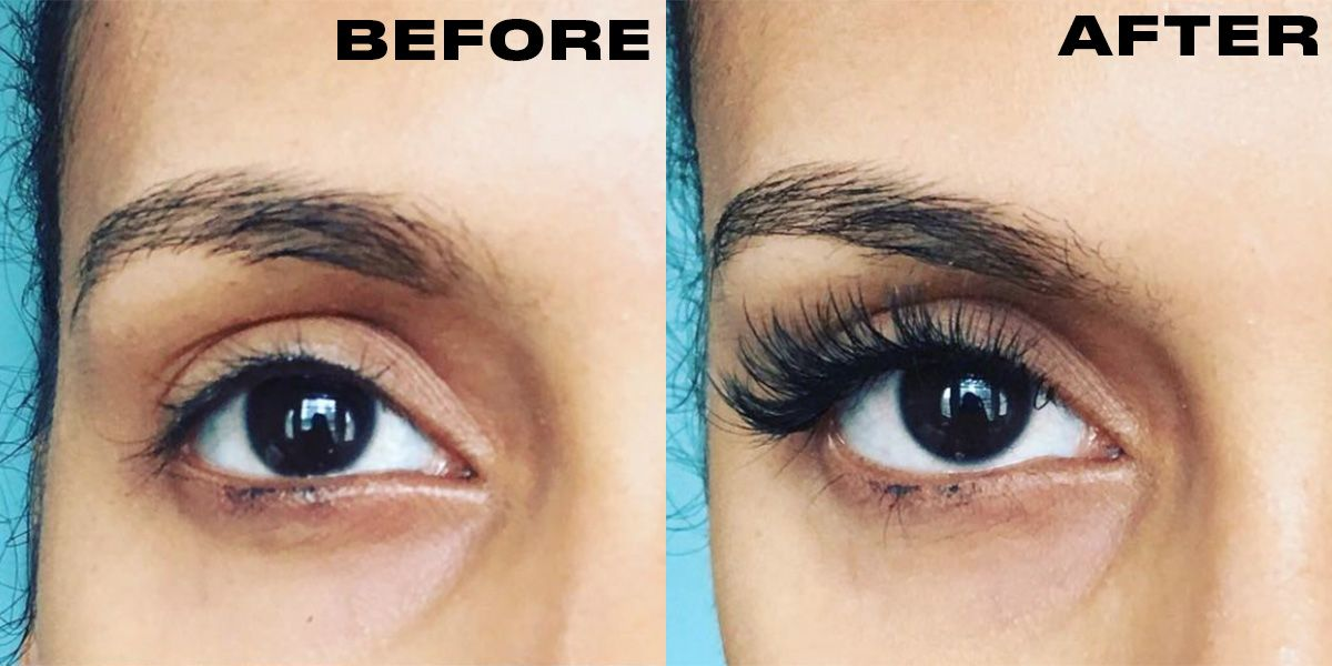 ea86961921f Everything You Need To Know Before You Make An Eyelash Extension Appointment
