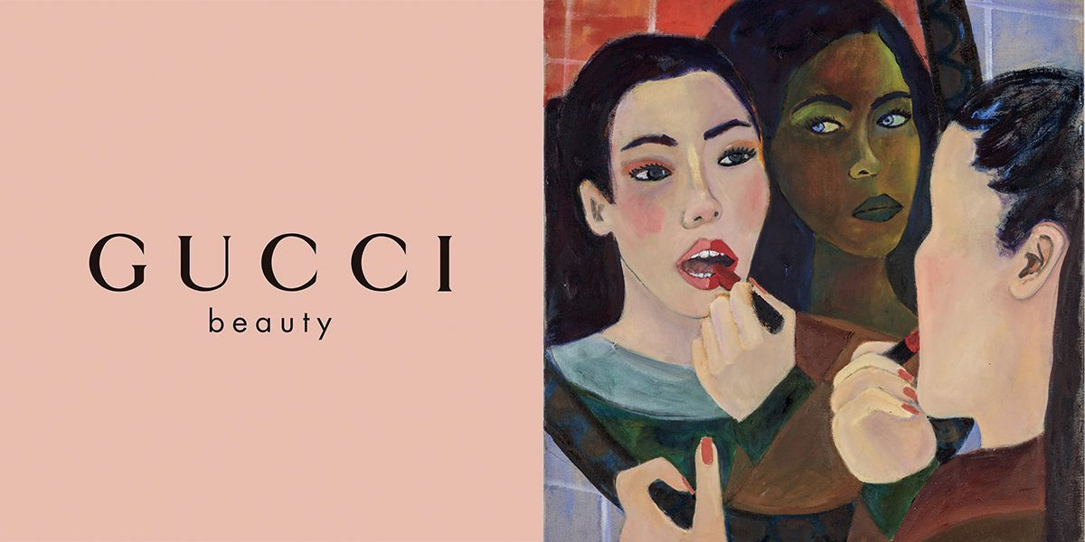 Gucci Just Launched A New Beauty Instagram Gucci Beauty