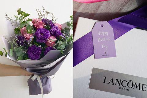 Purple, Bouquet, Flower, Cut flowers, Violet, Lavender, Lilac, Plant, Flower Arranging, Floristry,