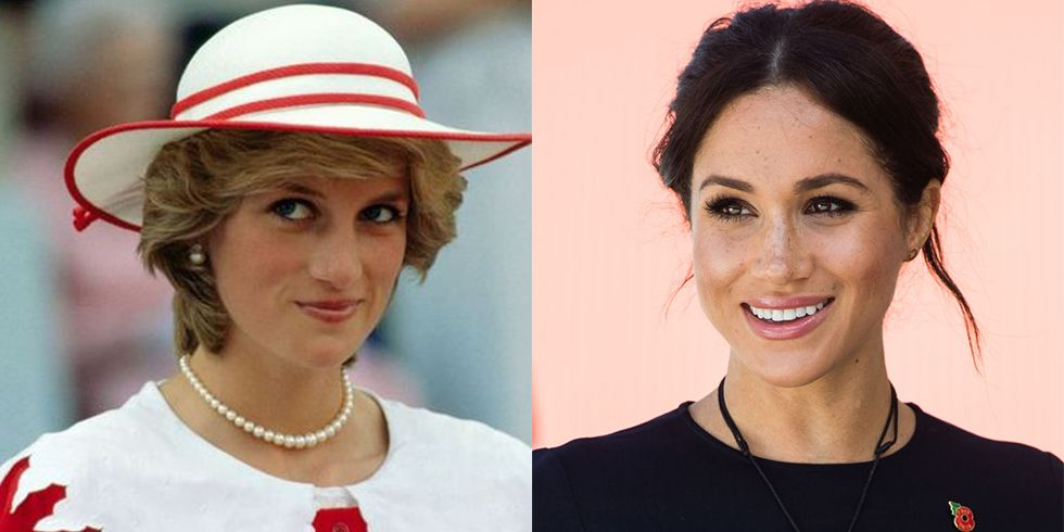 Meghan Markle Just Shared the Most Heartwarming Tribute to Princess Diana