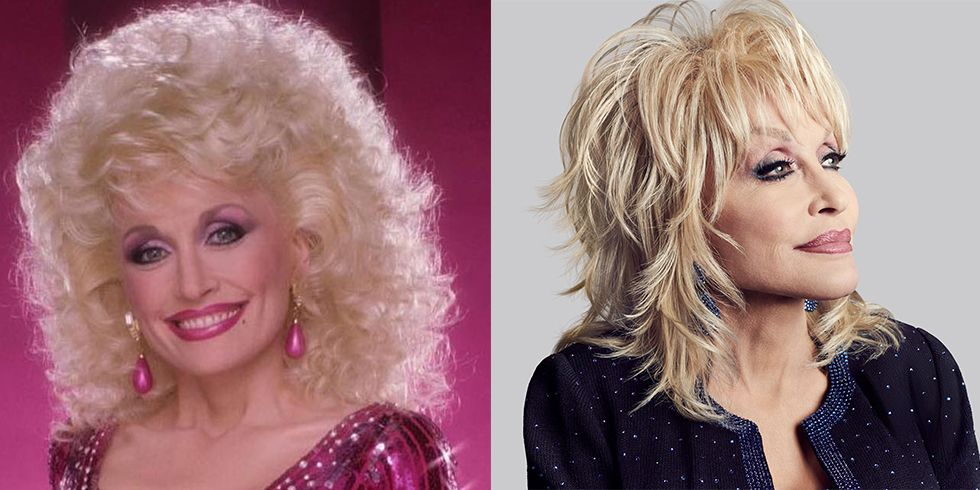 Dolly Parton Knows She Looks
