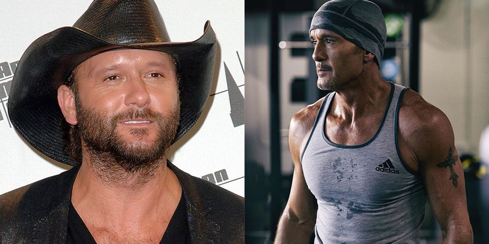 Exactly How Tim McGraw Lost 40 Pounds at 52
