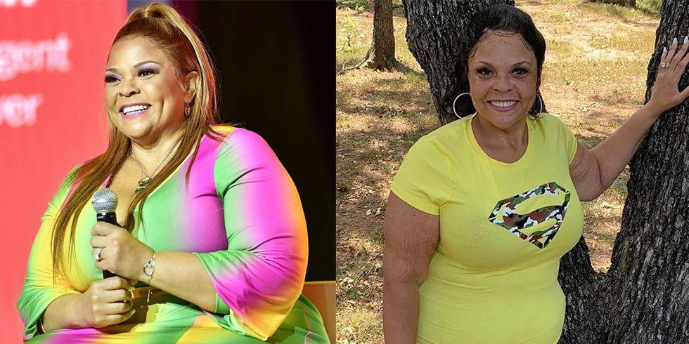 How Tamela Mann Lost 40 Pounds Tamela Mann Weight Loss
