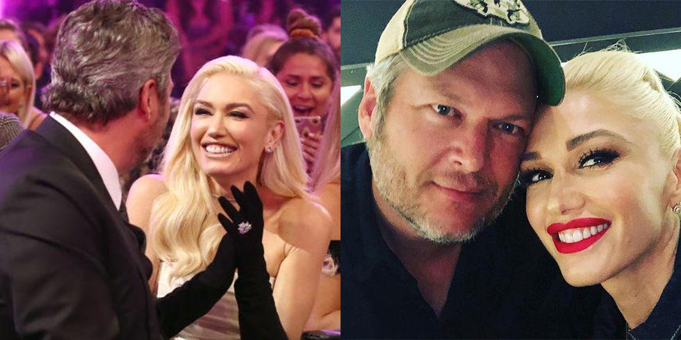 """Gwen Stefani Says She and Blake Shelton Use """"Gwake"""" As Their Couple's Name"""