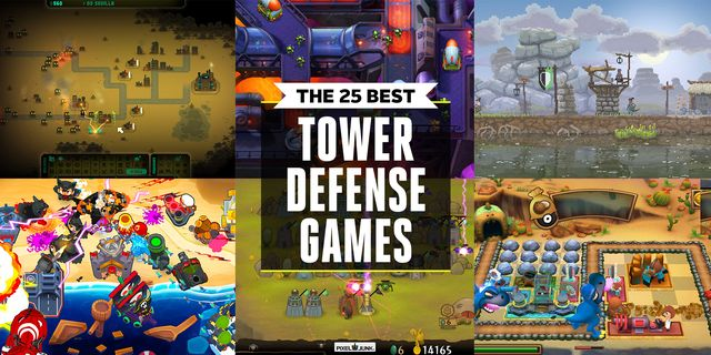 Best Tower Defense Games 2019 25 Best Td Games Ever