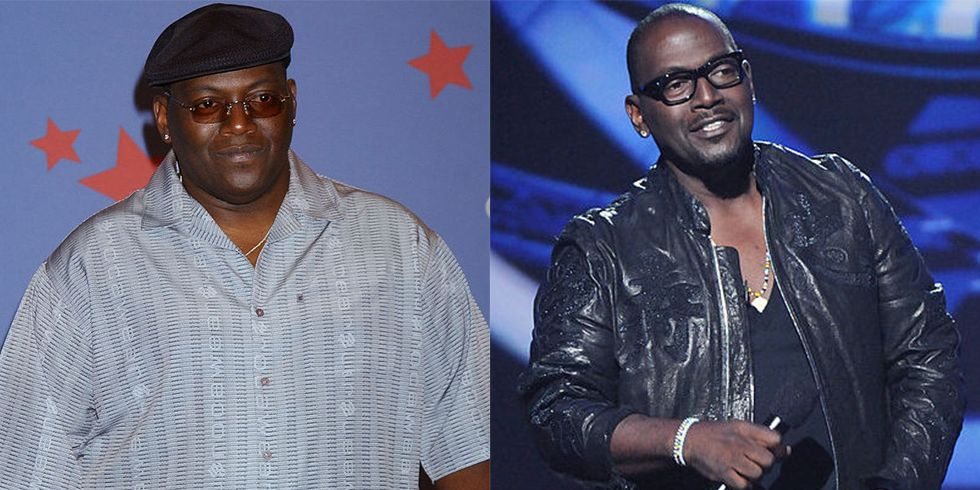 Randy Jackson Lost 114 Pounds After Being Diagnosed with Type 2 Diabetes