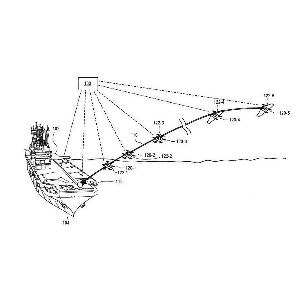Amazon Patents a System for Whipping Stuff Into the Air (or Space)