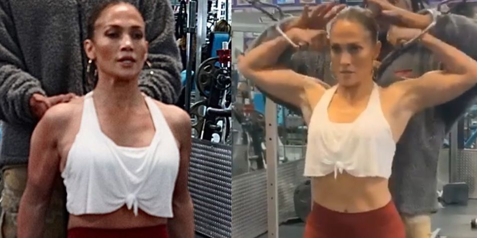 If You Thought J.Lo Looked Good at The Super Bowl, Just Wait Until You See Her Abs Now