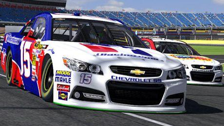 iRacing, NASCAR