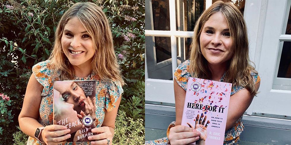 Every Single Novel Jenna Bush Hager Has Chosen for Her Book Club