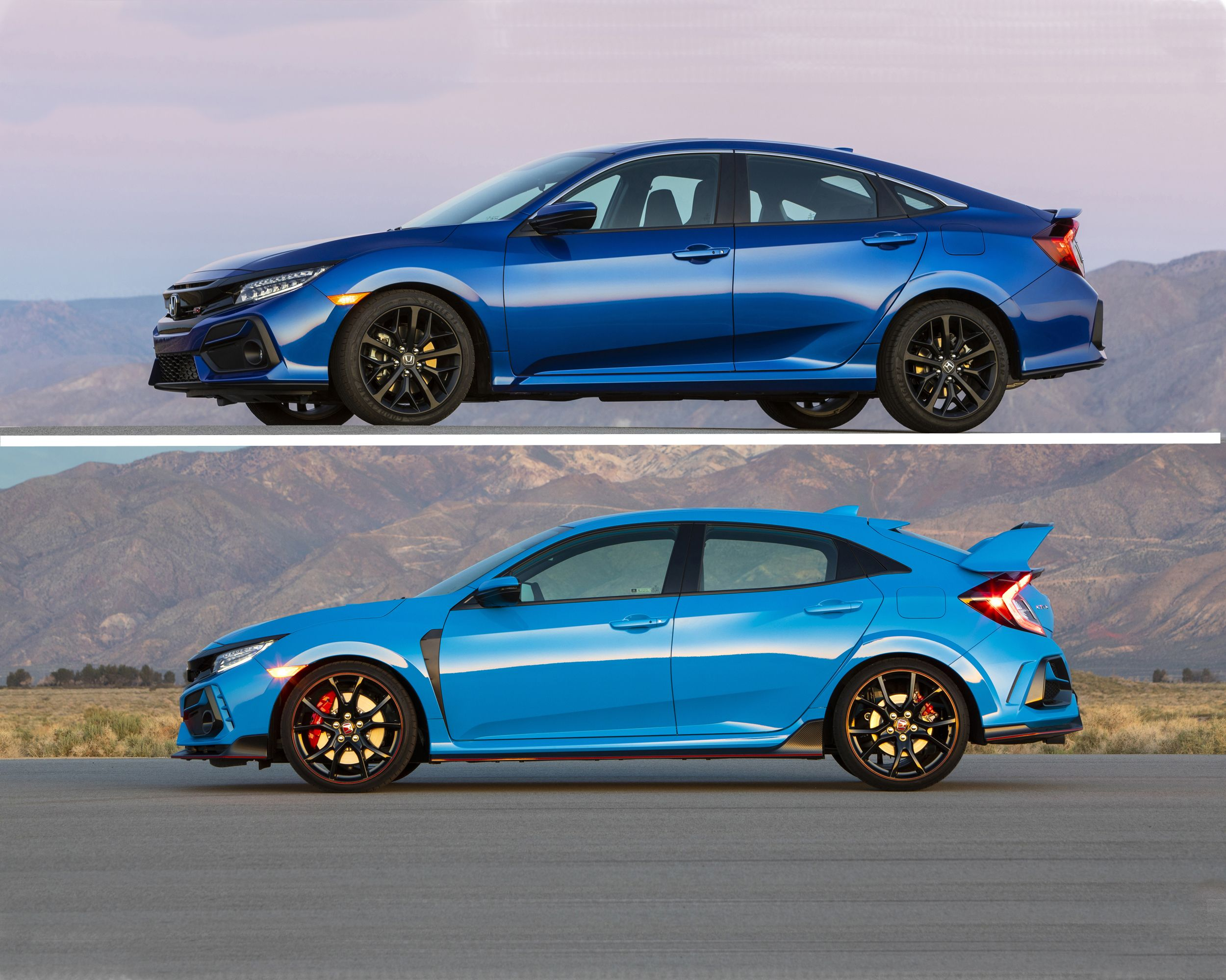 Do I Want A Honda Civic Si Or The Honda Civic Type R