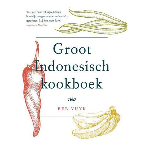 beb vuyk indonesisch kookboek