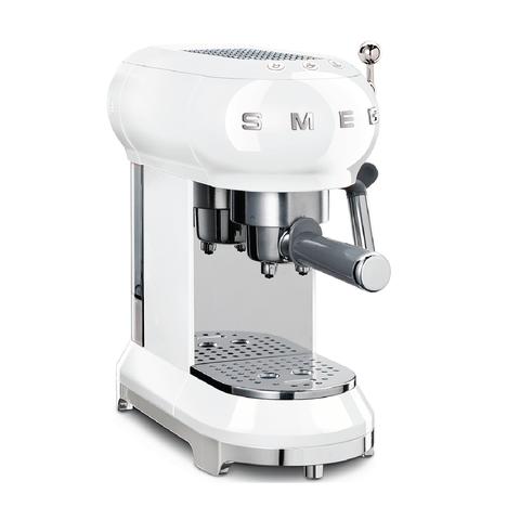 美型又實用咖啡機推薦!nespresso 膠囊咖啡機、smeg 半自動咖啡機⋯15款必收!