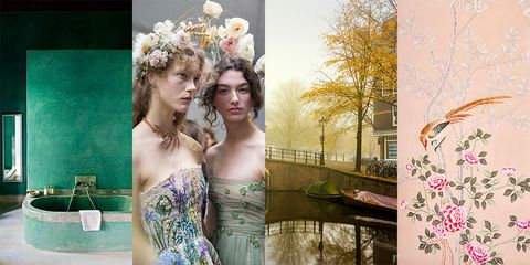 Hair, Beauty, Hairstyle, Headpiece, Spring, Photography, Flower, Reflection, Dress, Plant,