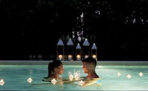 Swimming pool, Water, Leisure, Fun, Light, Lighting, Reflection, Swimming, Recreation, Leisure centre,