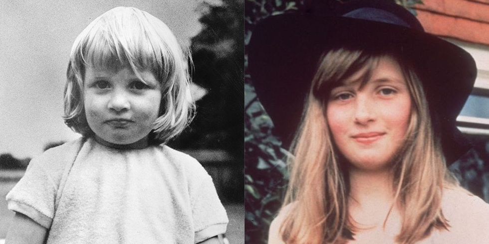 30 Rare Photos of a Young Princess Diana, From Childhood to Early Royalty