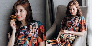 DIOR, Suzy, 女星私服, 秀智, 裴秀智, 迪奧, 韓國女星, 韓星穿搭,台灣,穿搭