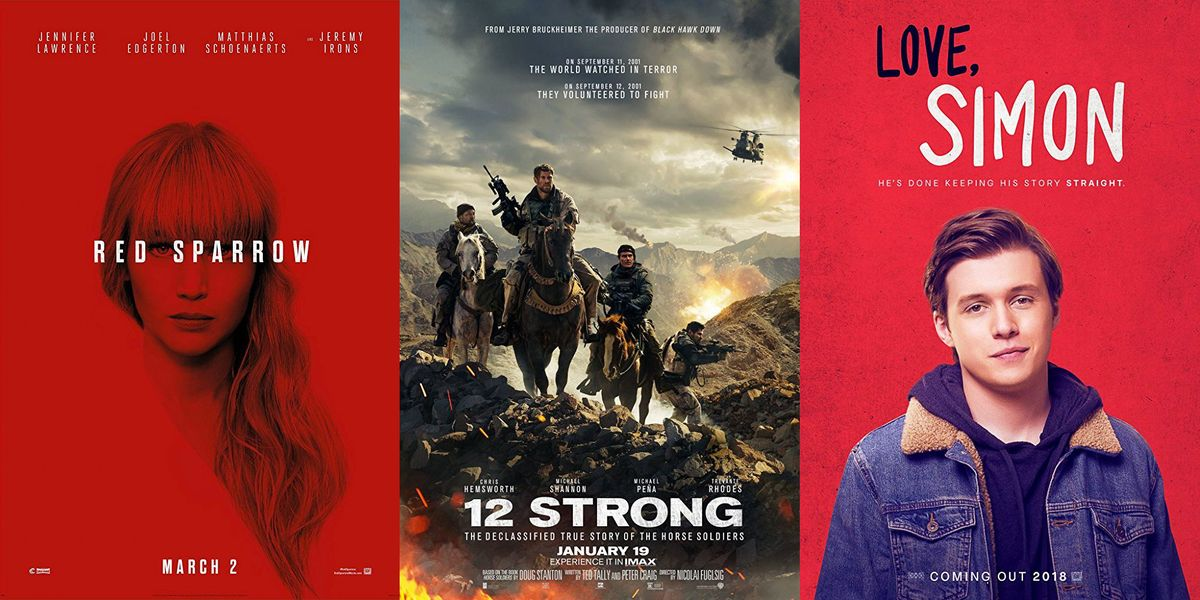 21 Books Becoming Movies In 2018 - Best New Movies Based