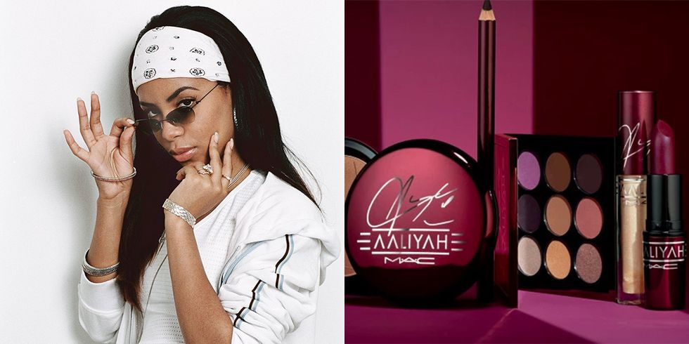 This Is Your Last Chance to Get a Piece of Aaliyah x M.A.C—and It