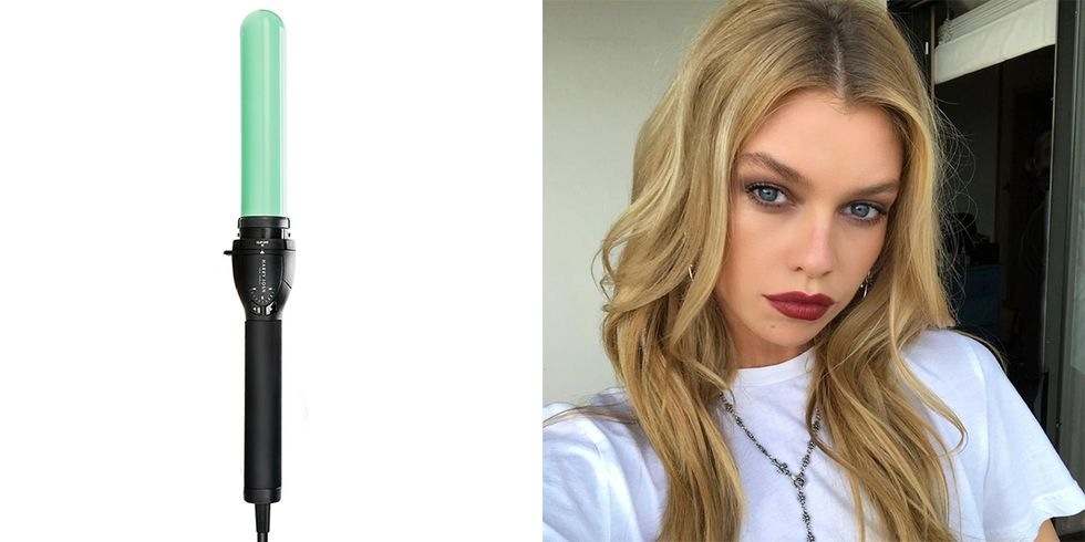 A Celebrity Hair Stylist's Guide to Using a Curling Wand