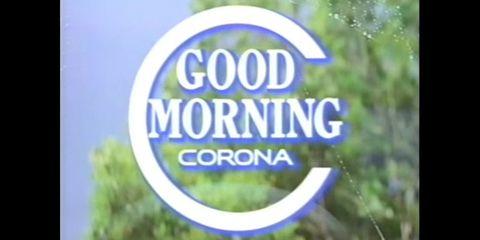Good Morning Corona JDM TV Ad