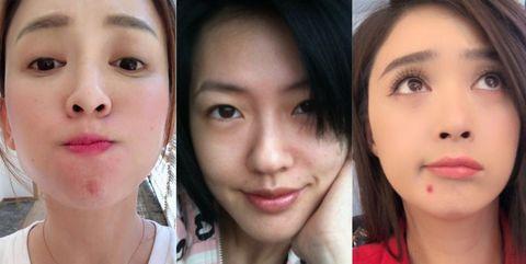 Face, Lip, Eyebrow, Cheek, Skin, Nose, Hair, Chin, Jaw, Head,