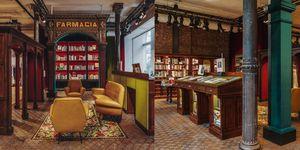 Gucci在紐約開了一間書店!華麗的內飾、復古的藏書... 每個角落都美得很gucci!