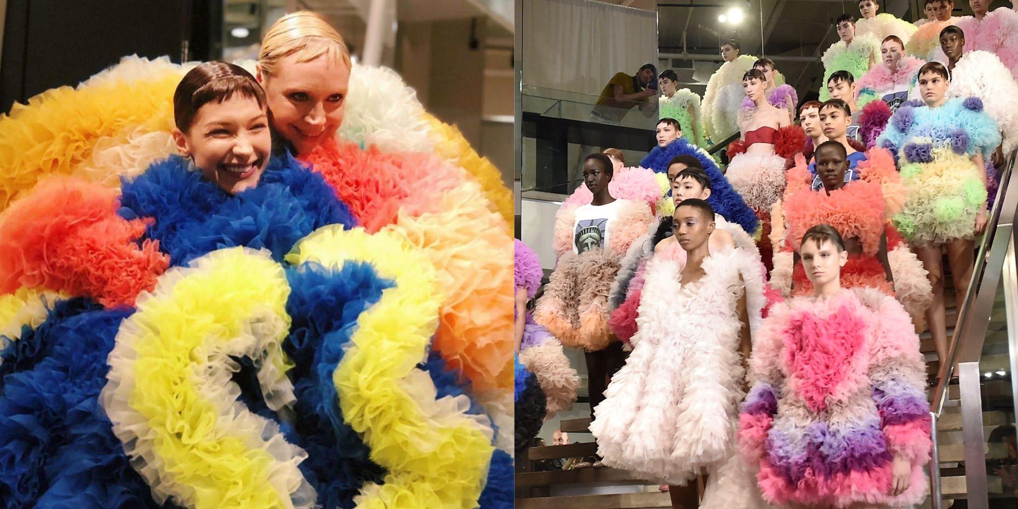 【紐約時裝週】Marc Jacobs親邀、還把整間店送他辦秀!連女神卡卡、Bella Hadid都愛的亞裔設計師初到紐約就掀話題,到底什麼來頭?