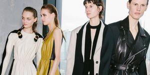 【紐約時裝週】3大重點看懂 Proenza Schouler 穿搭的「層次感」 !原來歐美時尚達人都用這招