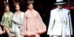 【米蘭時裝週】Dolce & Gabbana 重現歷年最美的設計!10個系列、127個 Look 產量太驚人!