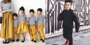 迷你版的Balenciaga、Balmain、Lanvin太可愛!孩子們的潮牌在台灣也買的到了!
