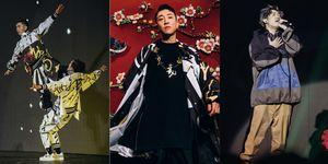 【ELLE 嘻哈故宮】大支 x Flowsik x 熊仔在故宮開唱!把嘻哈舞台化作台灣設計師的時裝秀超熱血!