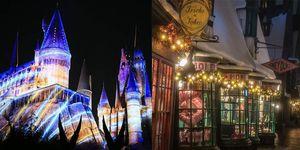 路摸斯!日本環球影城聖誕節特典「哈利波特魔法之夜」已開啟!活米村裡還藏了一個秘密!