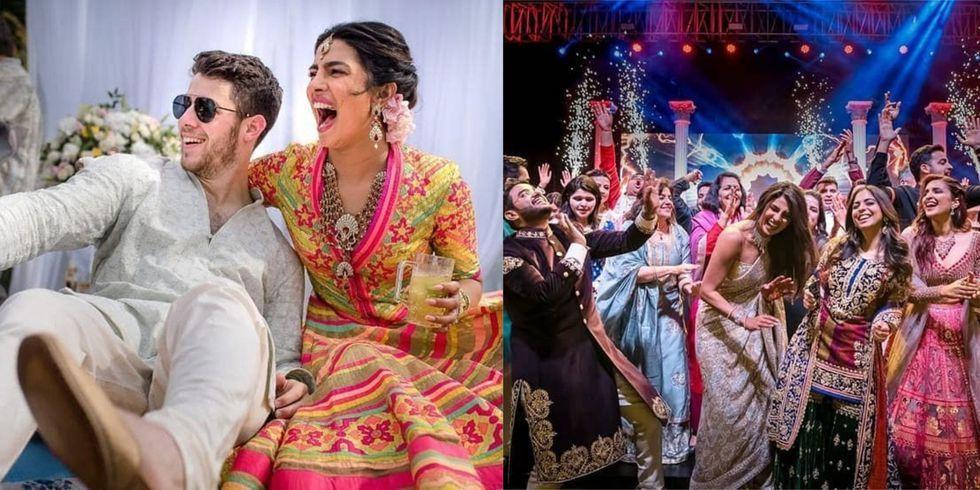 「寶萊塢裘莉」包下印度皇宮嫁給小10歲「美國偶像」尼克強納斯!三天兩夜的婚禮派對+歌舞表演超狂!