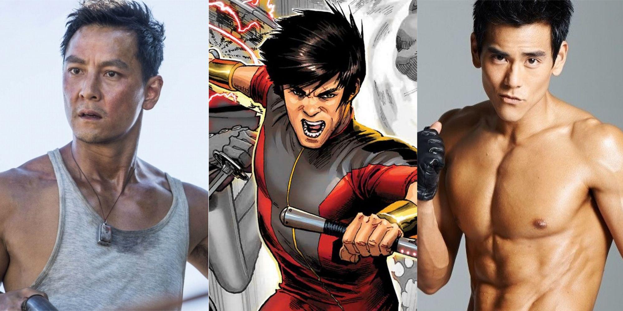 漫威首部華人英雄電影終於來啦!網友點名彭于晏、吳彥祖,你覺得誰適合演出這位超強武術家?
