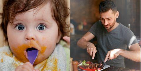 Child, Junk food, Eating, Toddler, Nose, Sweetness, Food, Mouth, Comfort food, Food craving,