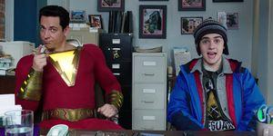 DC宇宙最中二的英雄《沙贊!》第二波預告曝光!竟然是比《死侍》更無賴、比《驚奇隊長》更強大的角色?