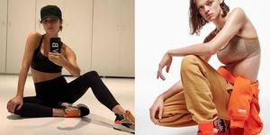 維多利亞貝克漢設計的「襪套老爹鞋」可以下手了!VB x Reebok 聯名系列連運動服都性感!