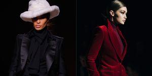 【紐約時裝周】這個冬天,每個女孩都必須擁有一頂毛絨絨的 Tom Ford 紳士帽! 5個性感又時髦的單品馬上記下來!
