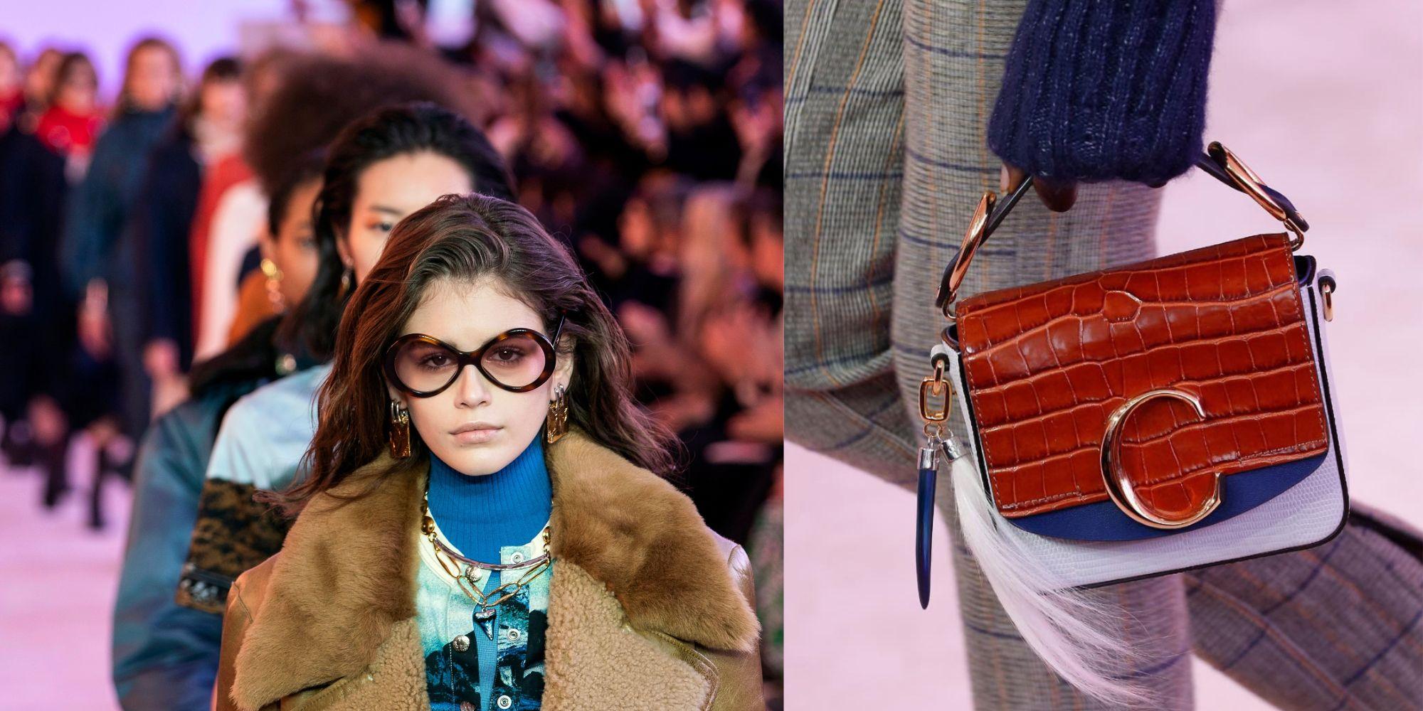 【巴黎時裝週】Chloé又讓包包控為難!C字包、新鎖頭包⋯這場秀15個重點送給選擇困難症的你